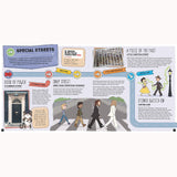 London City Trails - Lonely Planet Kids, abbey road page