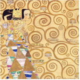 Klimt Expectation Puzzle, insert of image