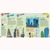 London City Trails - Lonely Planet Kids, famous buildings page