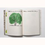 Hello Nature - Draw , Colour, Make and Grow, tree drawing page