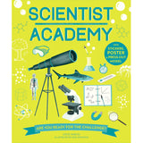 scientist academy front cover