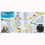 Paris City Trails - Lonely Planet Kids, sample inside page