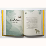 Vincent's Starry Night and other stories, revolution page