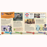London City Trails - Lonely Planet Kids, underground page