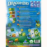 Dragomino,  back of box