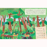 Let's Explore: Jungle - Lonely Planet Kids, inside page