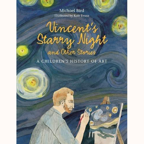 Vincent's Starry Night and other stories, front cover