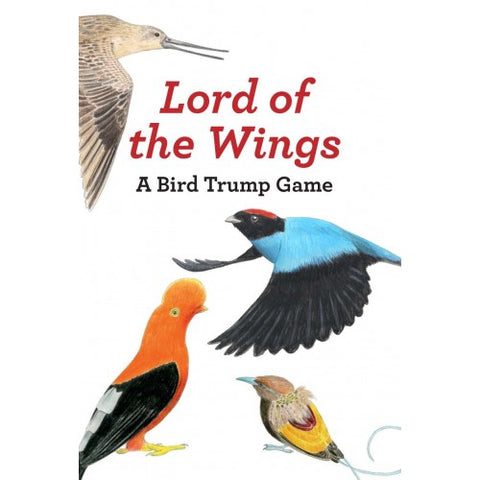 Lord of the wings front of box
