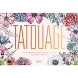 Tatouage: Blossom – 102 Temporary Tattoos, front of pack