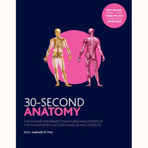 30-Second Anatomy front cover
