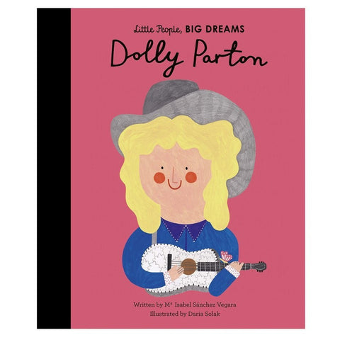 Dolly Parton, front cover