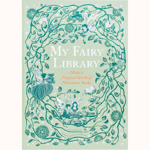 My Fairy Library, front image