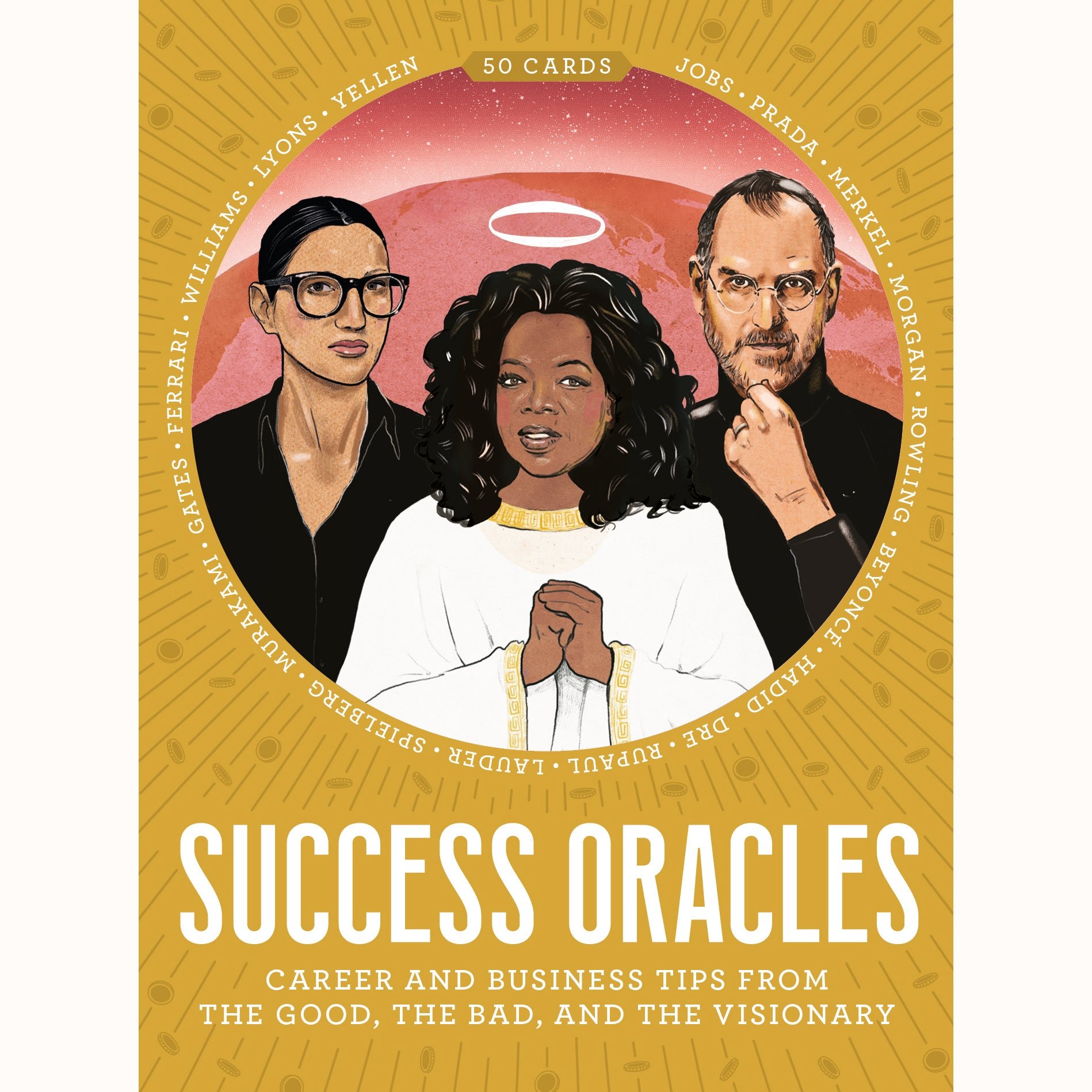 Success Oracles, front of box