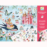 In Fairyland -  Decal Transfers by Djeco, front of packaging