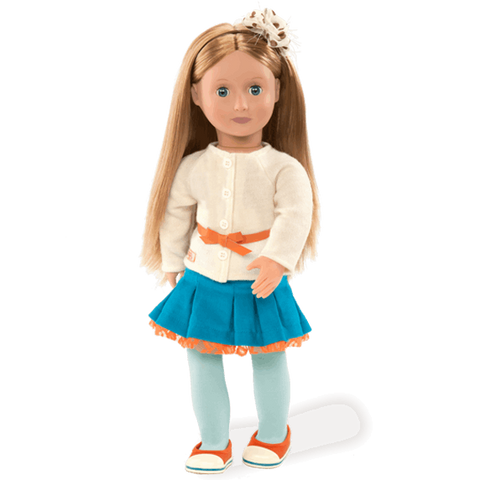 Sadie - Our Generation Doll, unboxed