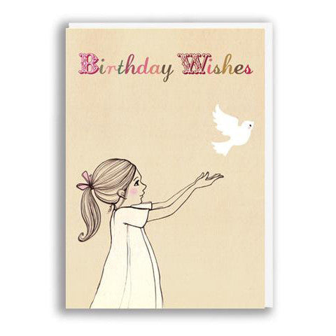 Release Birthday Card