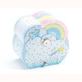 Unicorn's Dream Musical Trinket Box, closed