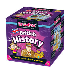 British history Brain Box boxed