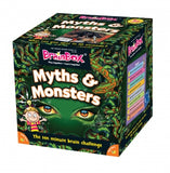 myths and monsters brainbox boxed
