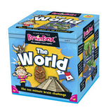 Brain Box - The World, boxed