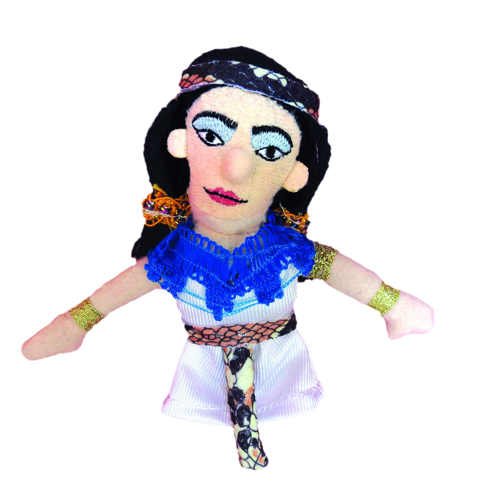 Cleopatra Finger Puppet - Magnetic Personalities