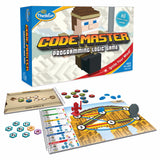 Code Master Board Game opened