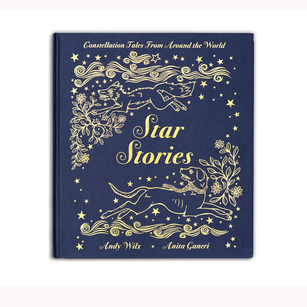 Star Stories - Constellation Tales From Around The World, front cover
