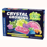 Crystal Growing Glow In the Dark Experiment Kit, front of box