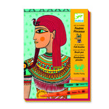 Egyptian Art - Felt Tip Art Set by Djeco