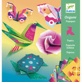 Origami Tropics by Djeco, front of packaging