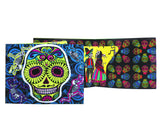 Day of the Dead Sonic Wallet open and closed