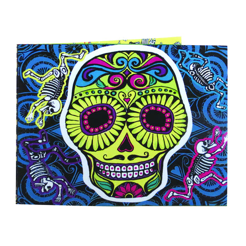 Day of the Dead Sonic Wallet