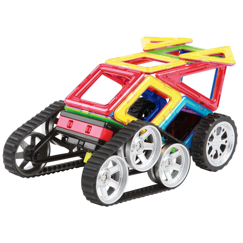 Magformers Adventure Desert Set, vehicle