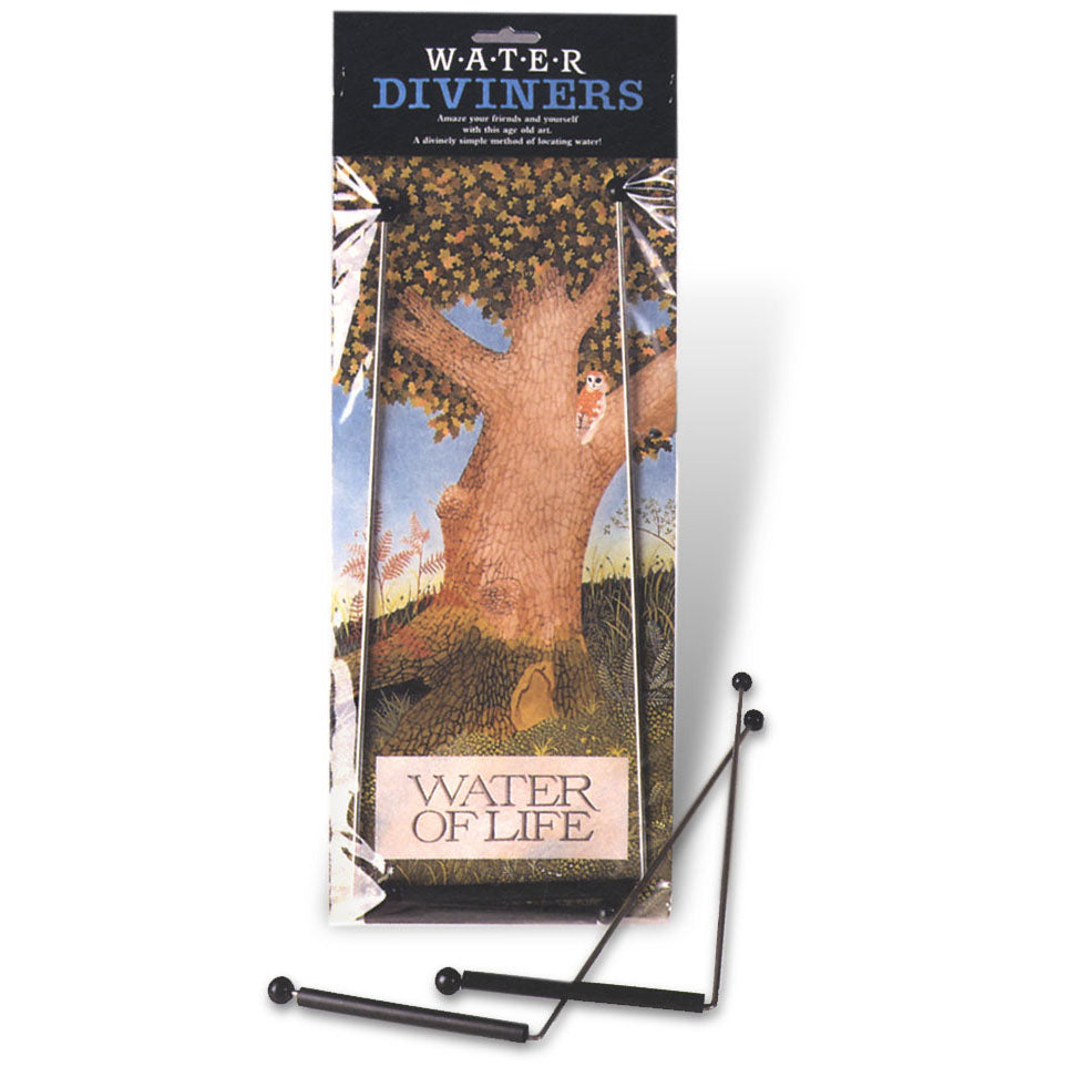 Water Diviners in packaging, and another set in front