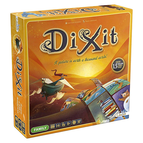 Dixit, front of box