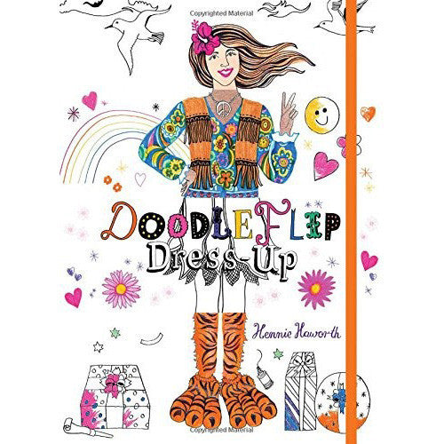 Doodleflip Dress-Up, front of book