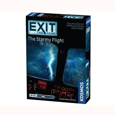 Exit game stormy flight box front