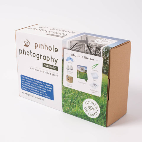 Pinhole Photography Creative Kit, boxed
