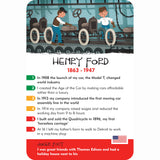 History Heroes - Inventors, Henry Ford sample card