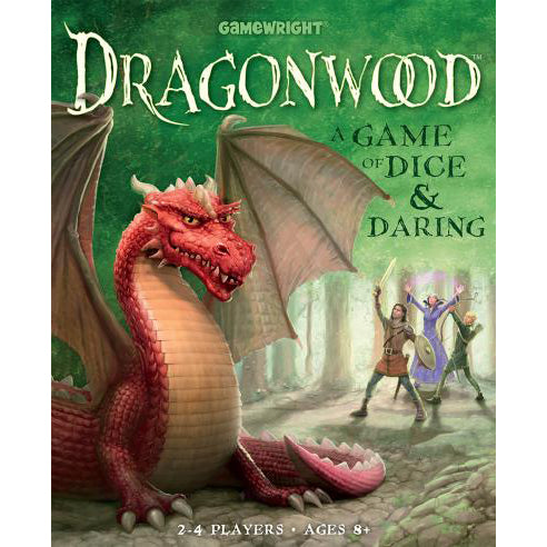 Dragonwood- a Game of Dice & Daring