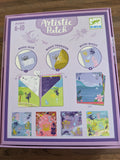 Fairyland - Artistic Patch Glitter, back of box
