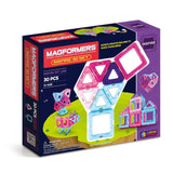 Magformers Inspire 30 - Magnetic Construction Set