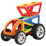 Magformers Adventure Jungle Set, jungle buggy 2