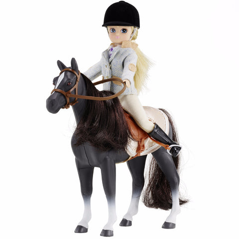 Pony Club Lottie Doll - with Seren the Welsh Mountain Pony