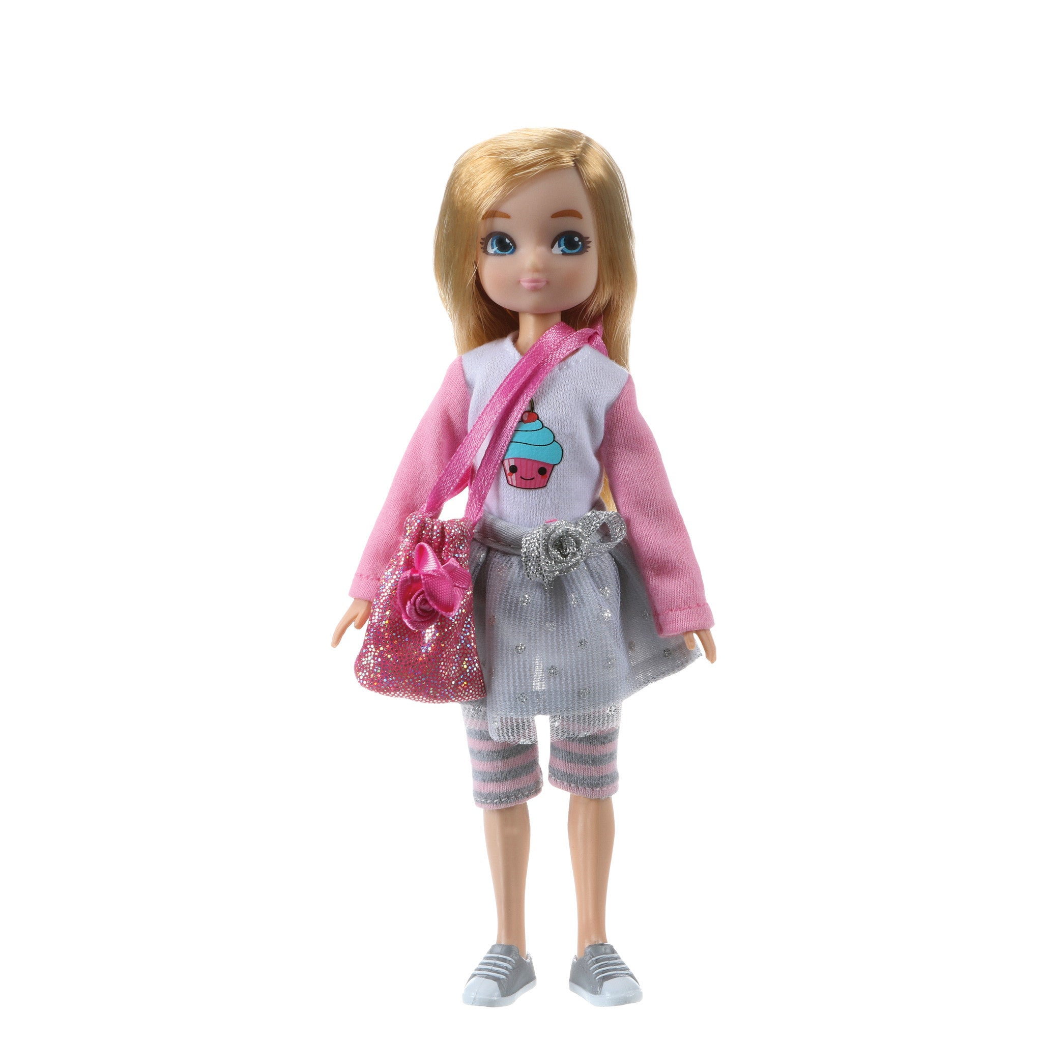 Birthday Girl Sophia - Lottie Doll, unboxed, standing