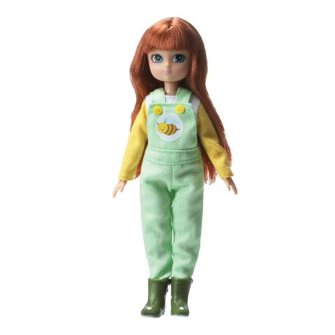 Bee Yourself - Lottie Doll & Friends Accessory set, modelled on doll