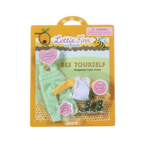 Bee Yourself - Lottie Doll & Friends Accessory set in packaging