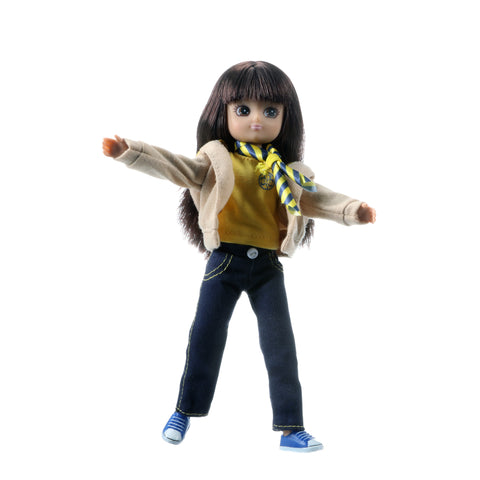 Brownie Lottie Doll, unboxed standing
