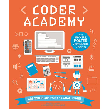 Coder academy front cover