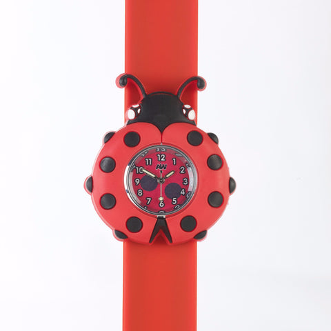 Anisnap Ladybird watch